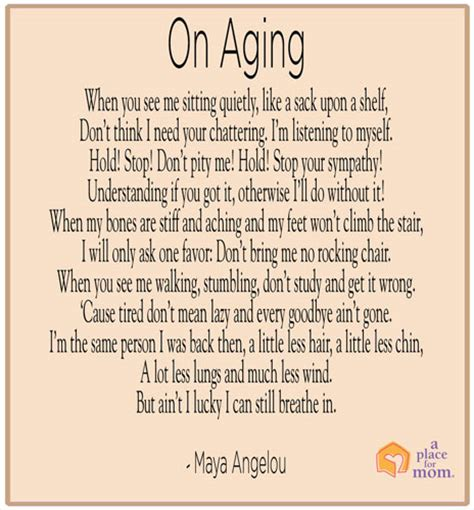 poetry, parent's thought about aging picture 1