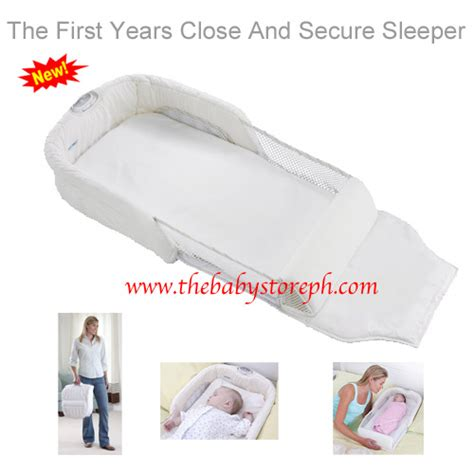 first years close & secure sleeper picture 2