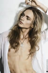 pictures of men with long hair picture 10