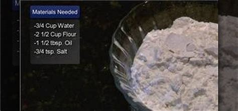 make pizza base without yeast picture 3