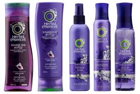Who is the rockstar in the Herbal Essence picture 1