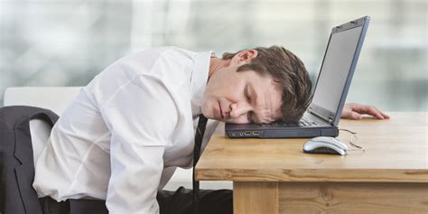 falling asleep at the desk picture 10