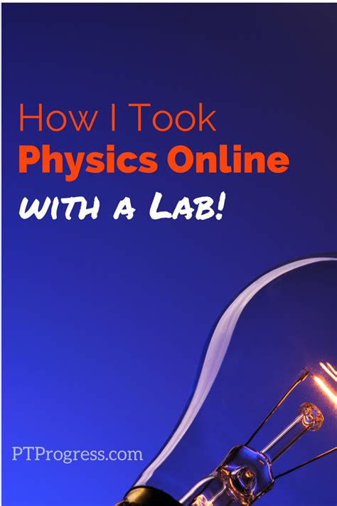 where can i take physics online picture 1
