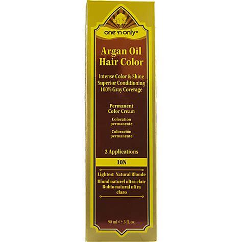 7a argan oil hair color picture 2