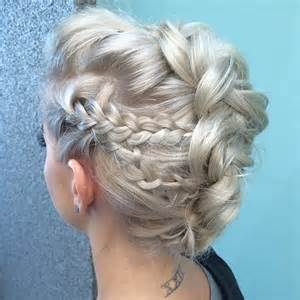 updos for medium hair how to picture 3