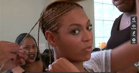 beyonce nappy natural weave picture 1