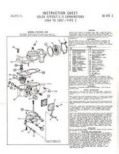 carburador h32 pdsit 2/3 picture 3