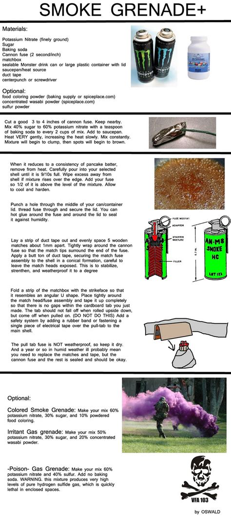 howto make a easy smoke bomb picture 9