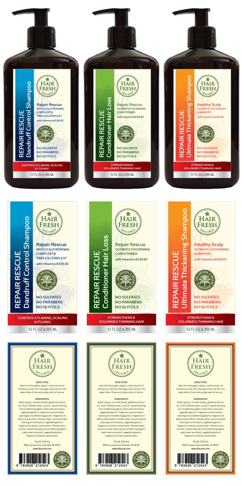 your own labels for herbal products and picture 2