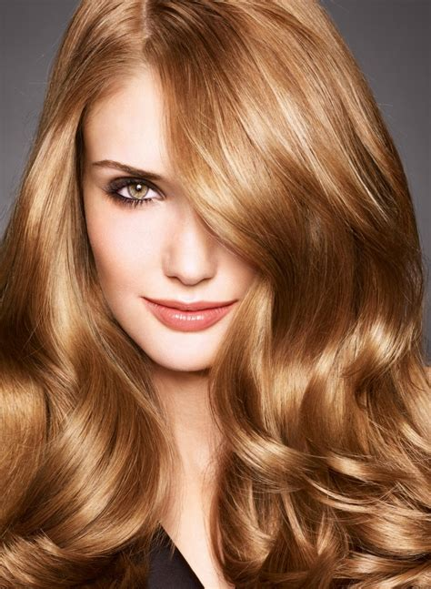 caramel blonde hair color picture 1