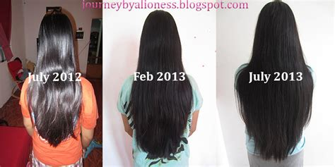 fenugreek and hair growth before and after picture 1