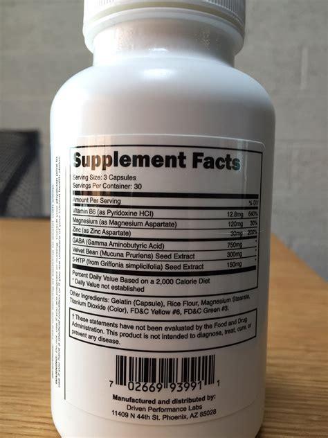 getting sleepy active ingredients picture 2