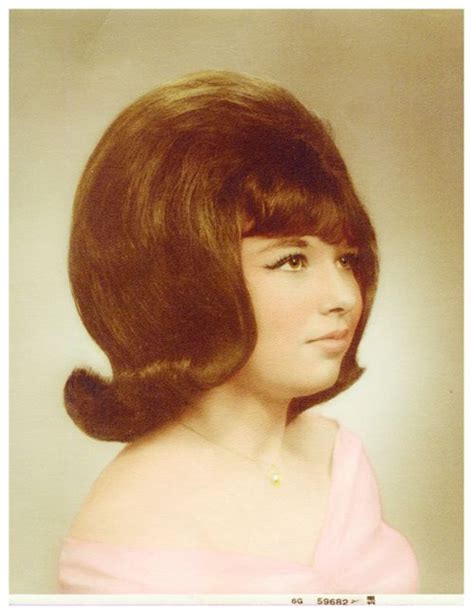 teased hair in 1960's picture 7