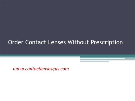 buy contact lens from no prescription picture 1