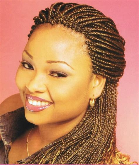 black braiding hair designs picture 5