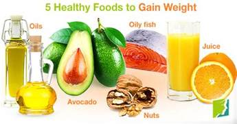 healthy foods to gain weight picture 3