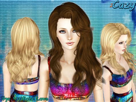 artificial girl 3 hair mod picture 3