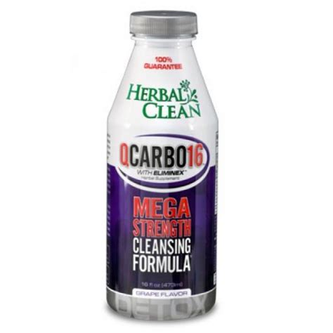 herbal clean qcarbo 16 reviews picture 3