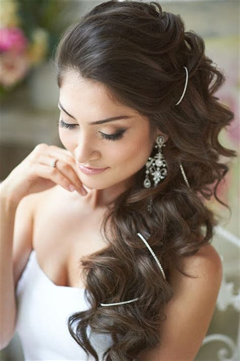 sexy wedding hair picture 9