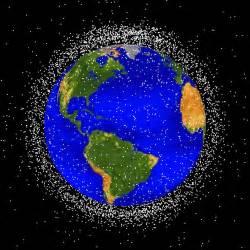 space debris picture 13