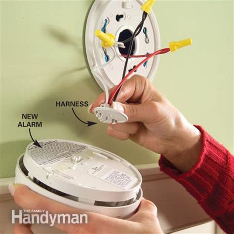 fix hardwired smoke alarms picture 2
