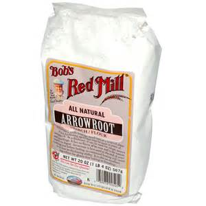 arrowroot starch picture 1