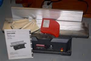 used craftsman 61/8 jointer planer for sale model picture 7