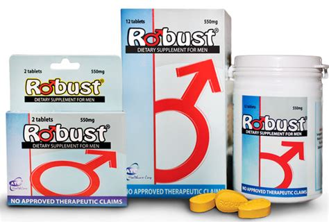 robust philippines dietary supplement picture 1