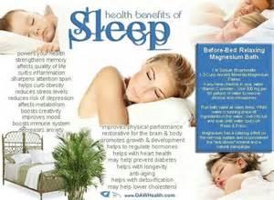 sleep benefits picture 14