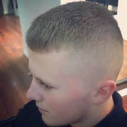 military hair cut picture 10