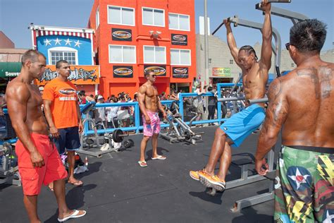 muscle beach venice picture 10