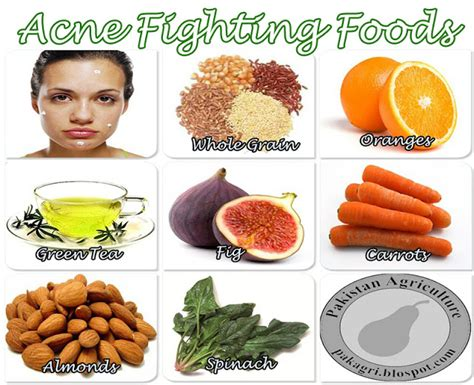 foods that promote clear skin picture 10