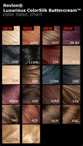 revlon hair color chart picture 10