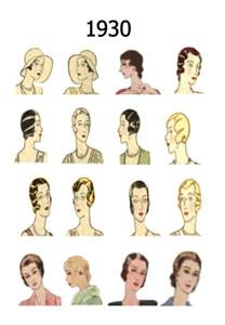 1930 hair picture 11