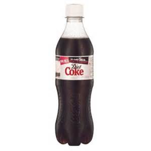 diet coke bottles picture 5