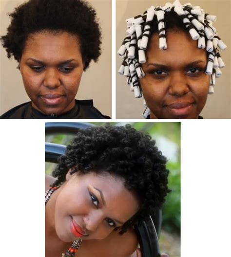 natural perm for black hair picture 11