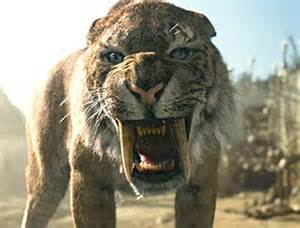 saber tooth tiger picture 7