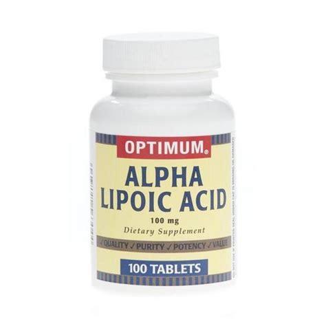 alpha lipoic acid antioxidant picture 1