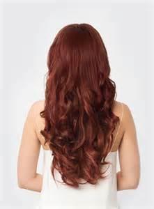 luxy hair vibrant auburn picture 3