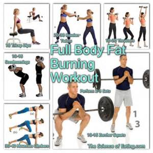 exercises burning body fat picture 1