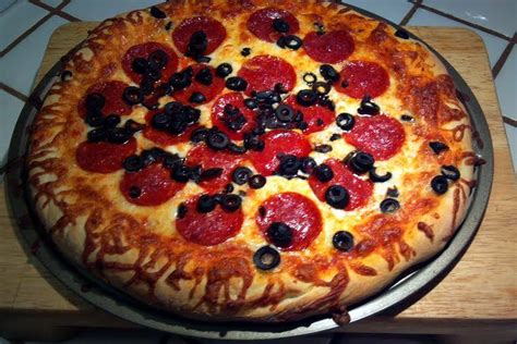 pizza dough recipe with rapid rise yeast picture 11