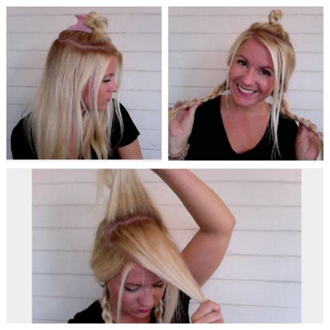 cindy lou who hair how to do picture 5