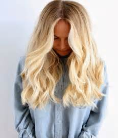 blonde hair styles picture 5