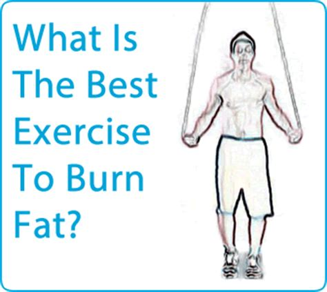 what is the best excersise for burning fat picture 1