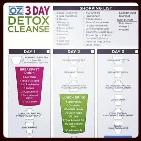 dr. oz liquid detox diet mentioned on jan picture 9