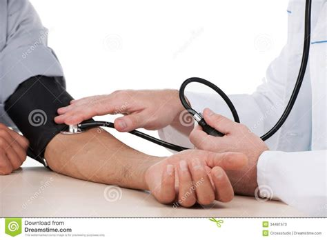 Checking for anemia by taking your blood pressure picture 8