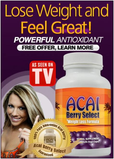 free trial of acai berry weight loss formula picture 5