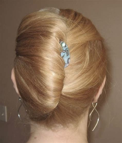 french twist hair styles picture 2