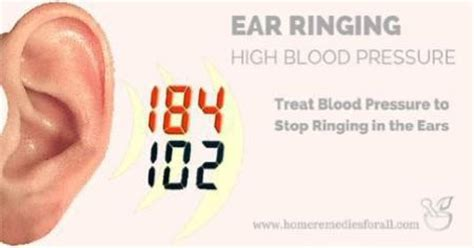 Can ringing ears cause high blood pressure picture 2
