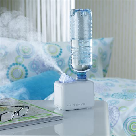 air o swiss 7133 warm mist anti microbial humidifier picture 1